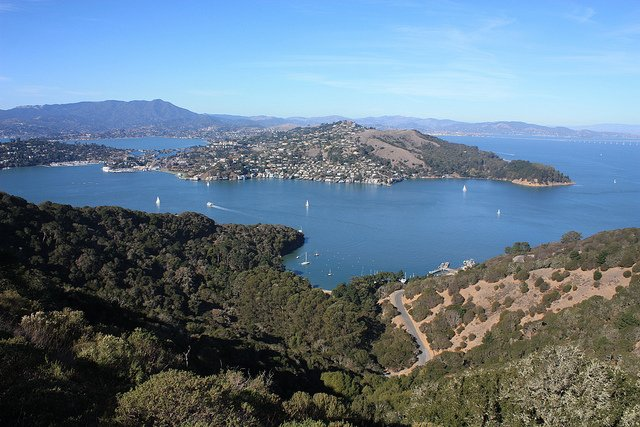Angel Island by: Ray Bouknight (CC)