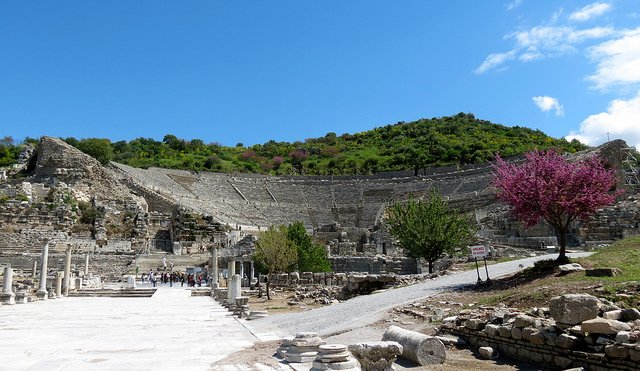 Theater of Ephesus by: Erik Cleves Kristensen (CC)