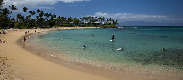 Napili Bay Maui by: Hawaii Savvy (CC)