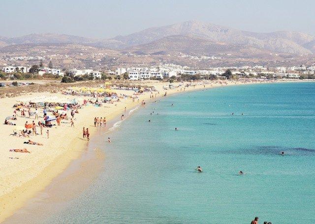 Naxos Agios Prokopios Beach by: currystrumpet (CC)