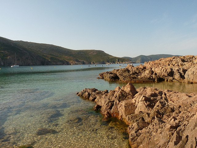Plage d'Arone by: Jean (CC)