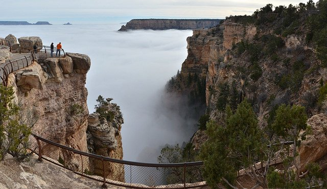 Great Canyon National Park by: Grand Canyon National Park (CC)