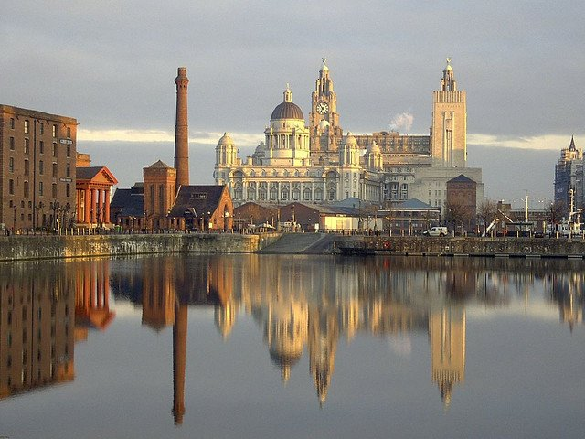 Liverpool by: Kevin Jump (CC)