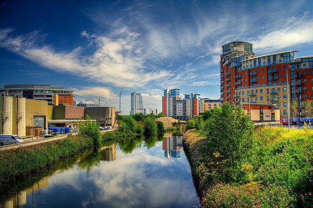 Leeds Skyline by: Mark Ramsay (CC)