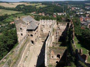 Bolkow Castle by: Tomasz Przechlewski (CC)