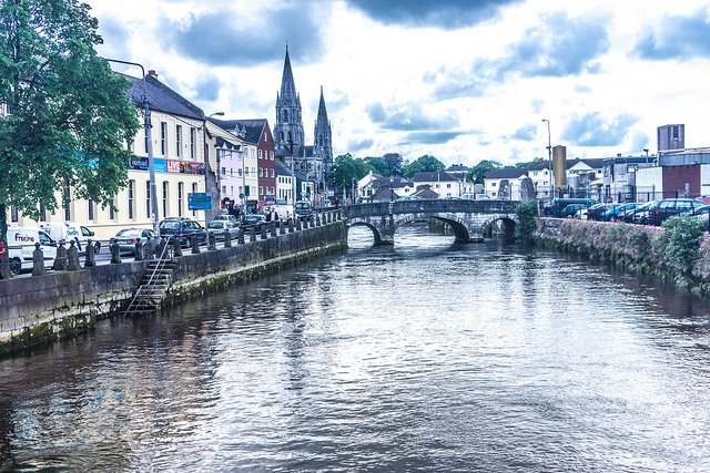 South Gate Bridge Cork City by: William Murphy (CC)