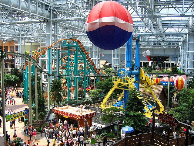 Playland at Mall of America by: Jeremy Noble (CC)
