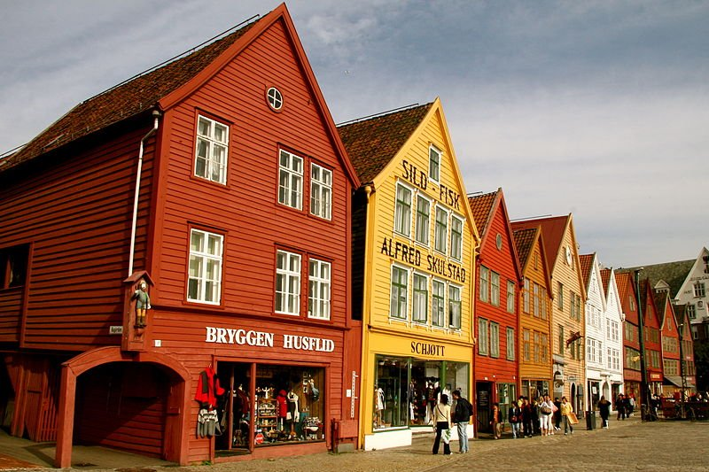 Bergen by Jenni Douglas (CC)