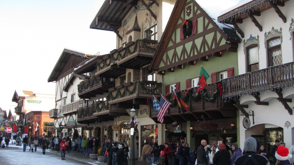 Christmas Leavenworth