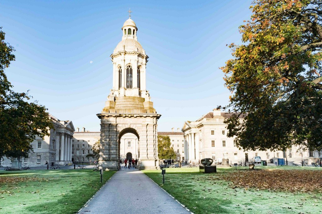 Trinity College by: William Murphy (CC)