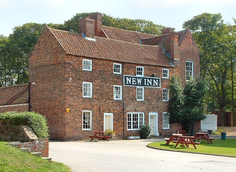 New Inn in Lincolnshire by: Brian (CC)
