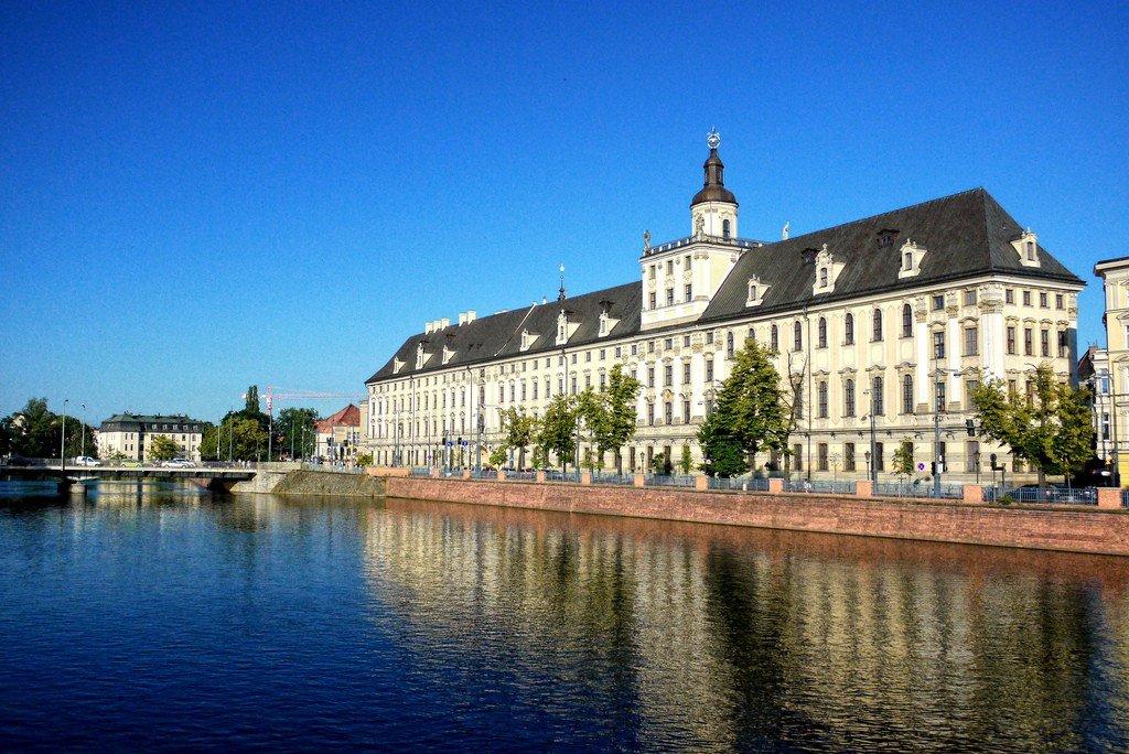 University of Wroclaw by: Adam Smok (CC)