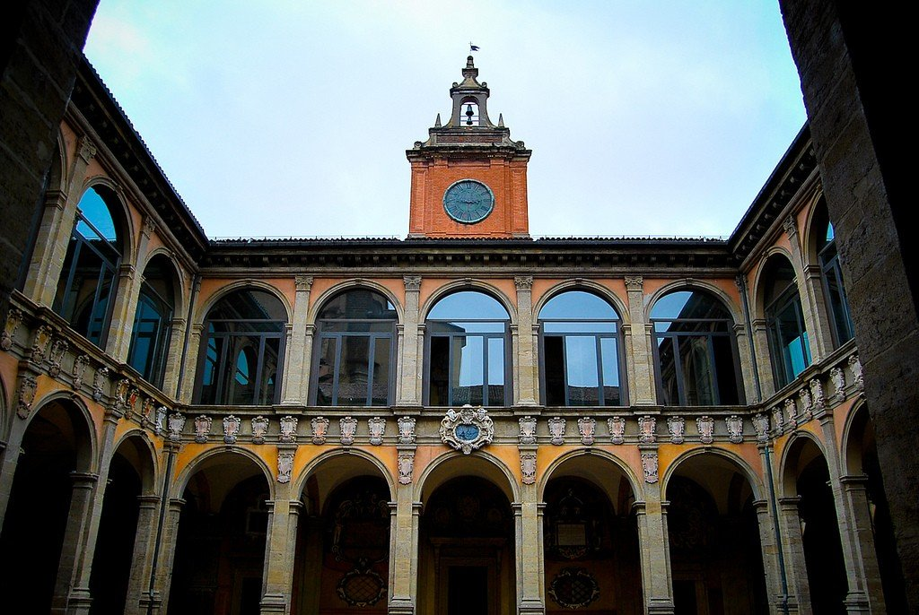 Bologna University by: Maria Firsova (CC)