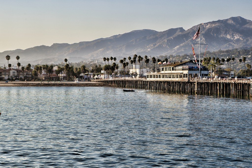 Santa Barbara by: Micheal Theis (CC)