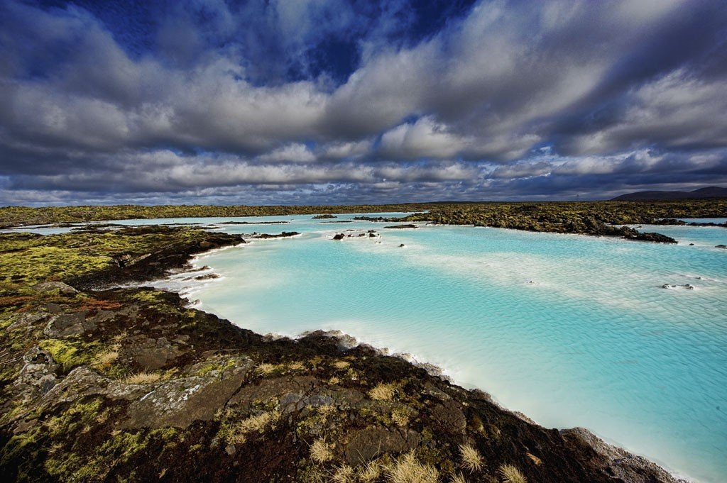 The Blue Lagoon Iceland by: Jack Torcello (CC)