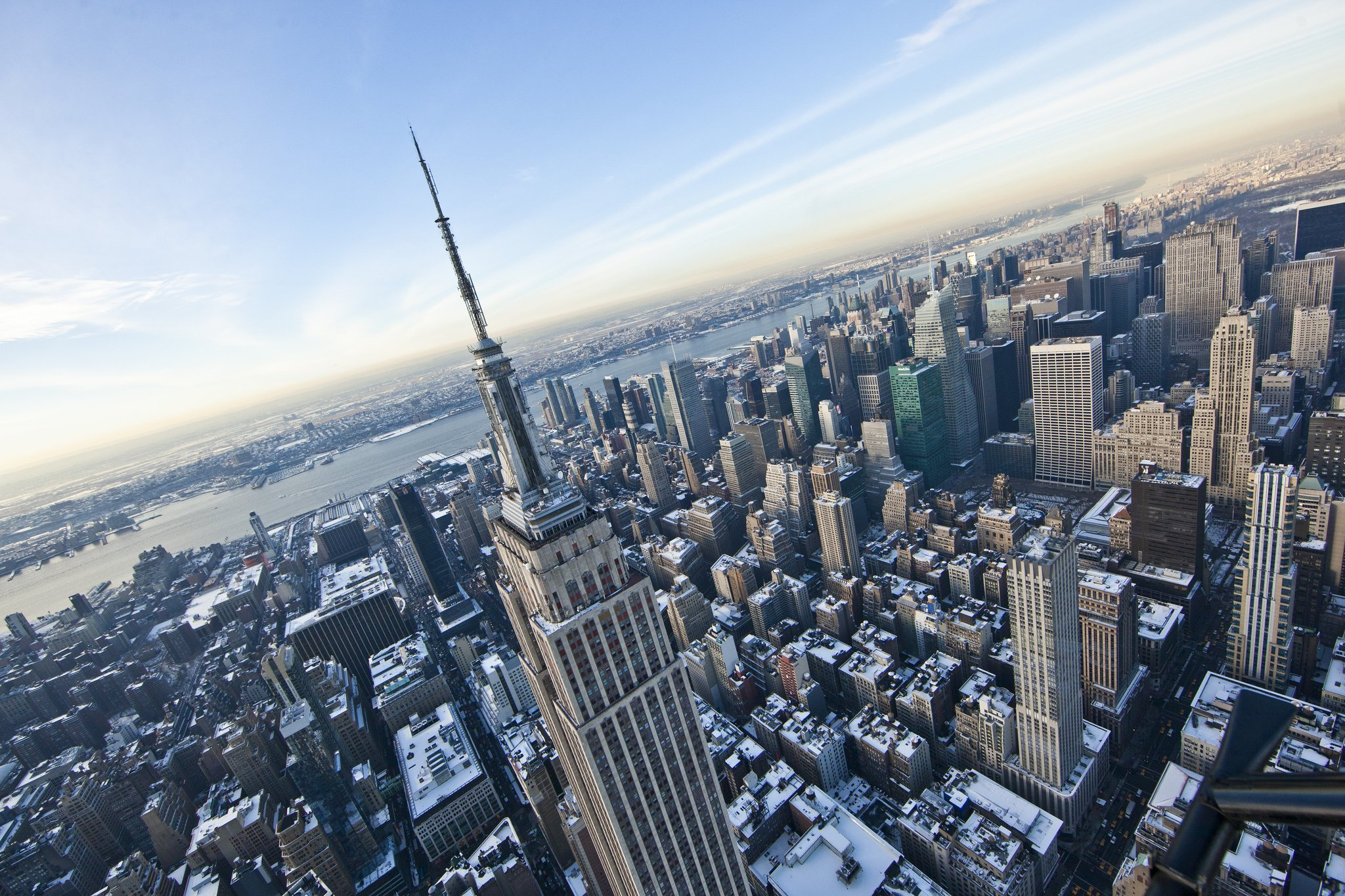 Empire State Building New York City by Anthony Quintano (CC)
