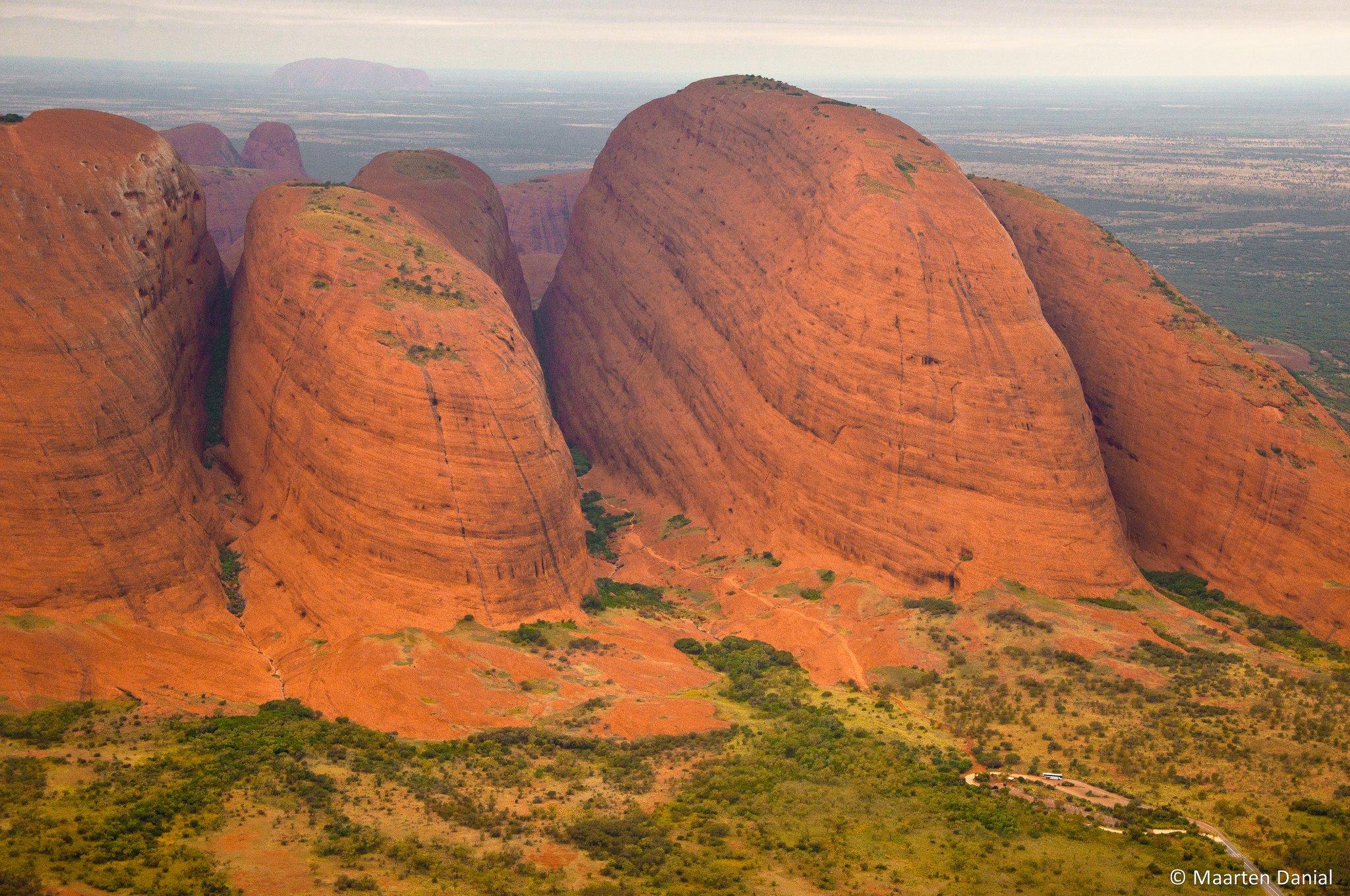 Kata Tjuta (the Olgas), NT, Australia by Maarten Danial (CC)