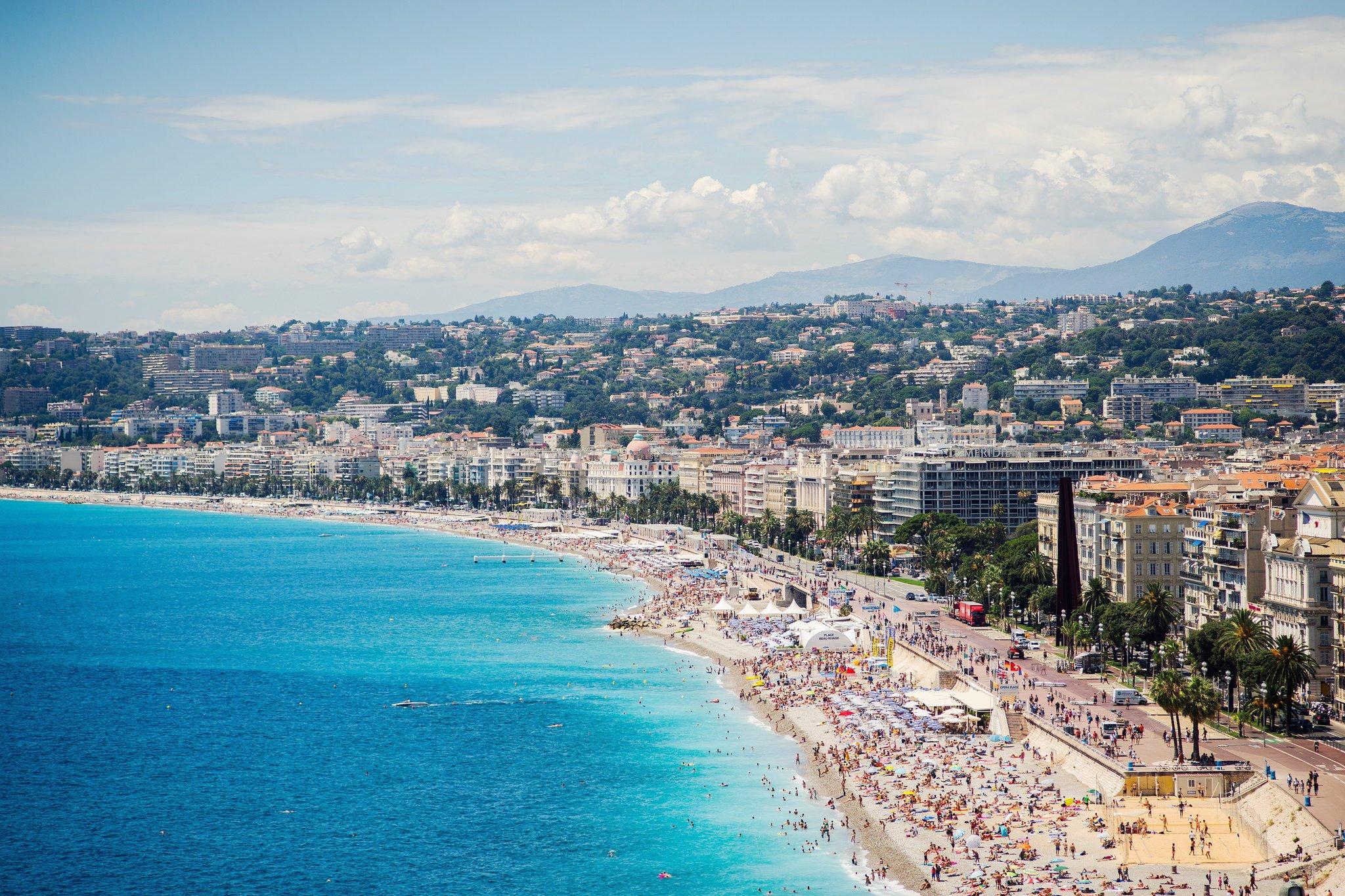 French Riviera by: Paul Rysz (CC)