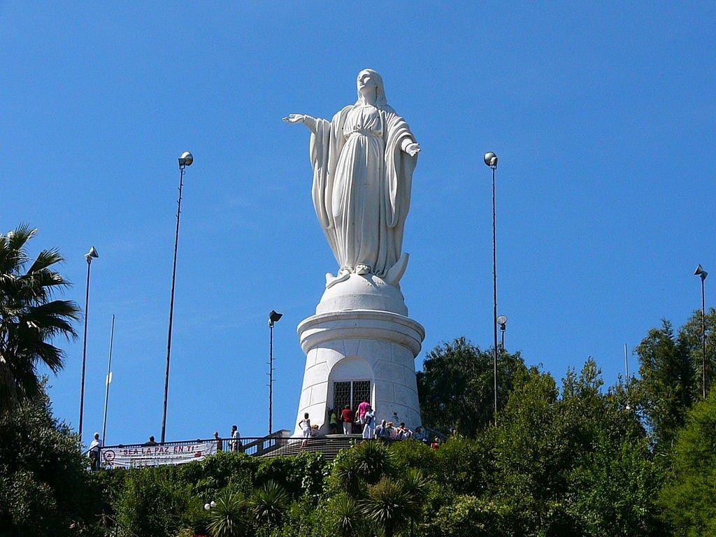 Virgen San Cristóbal by Cratón