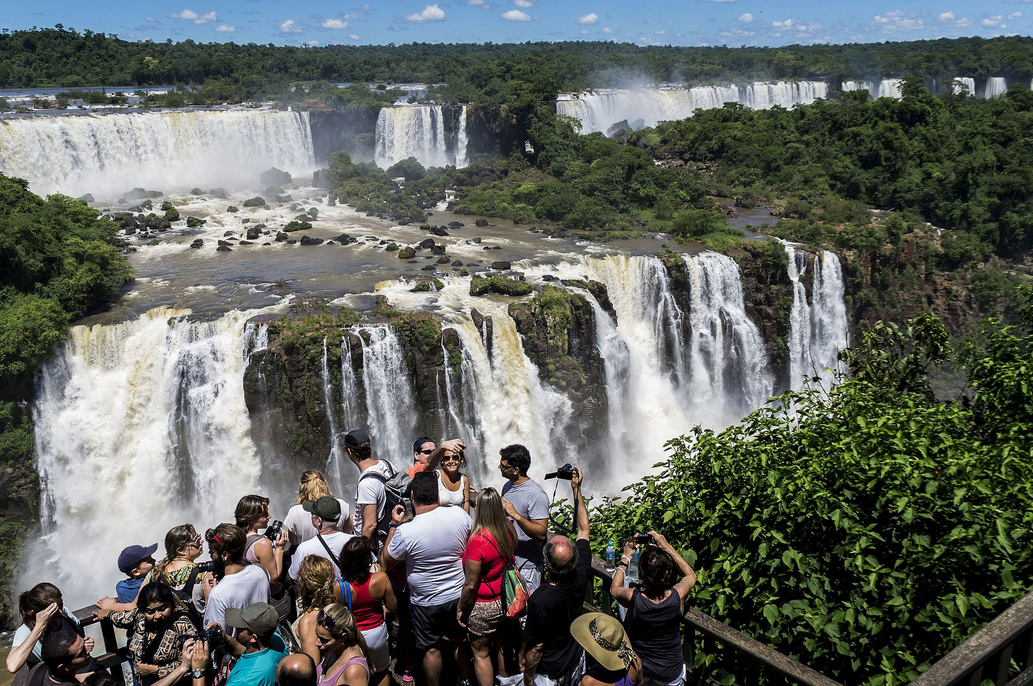 Parque Nacional do Iguaçú by Deni Williams (CC)