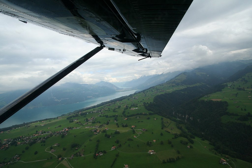 View of interlaken area by: Jonathan (CC)