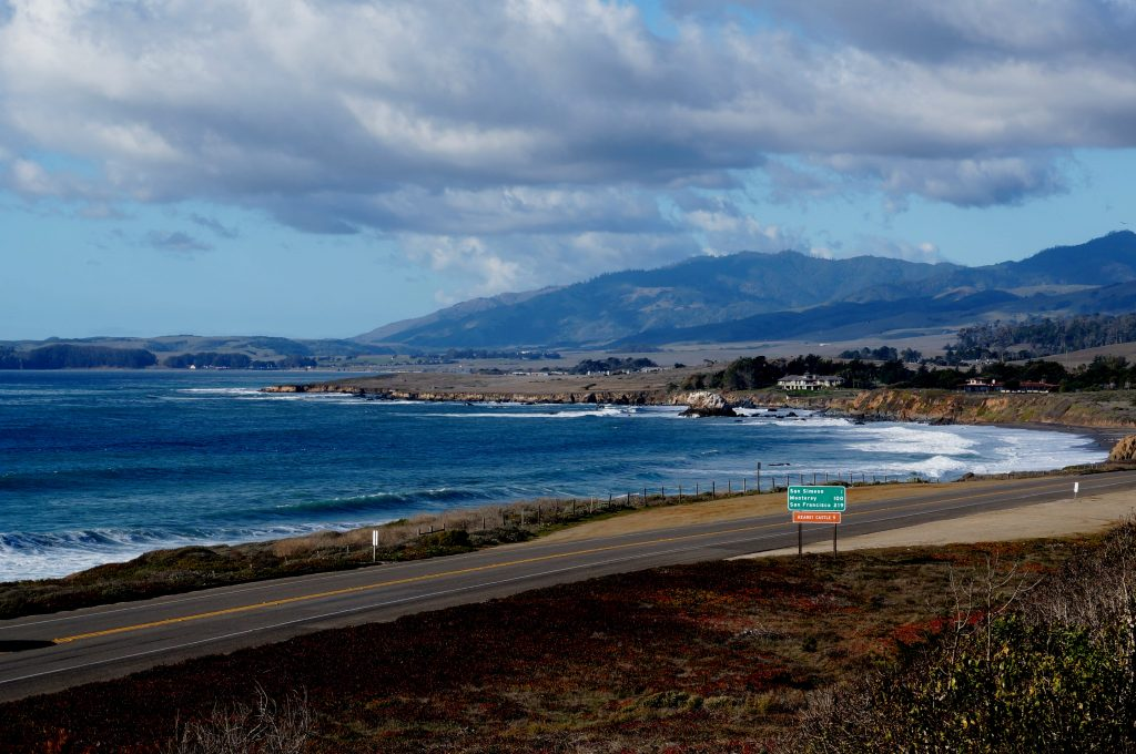 Plan A Roadtrip On California Pacific Coast Highway, Cambria