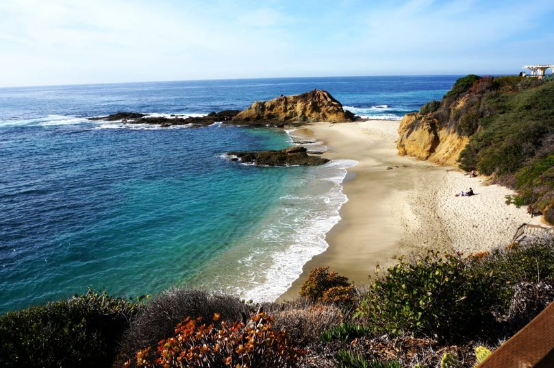 Plan A Roadtrip On California Pacific Coast Highway, Laguna Beach