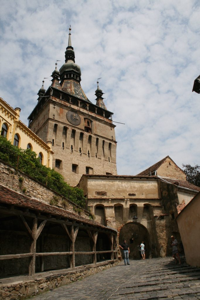 Sighisoara, Clock Tower
